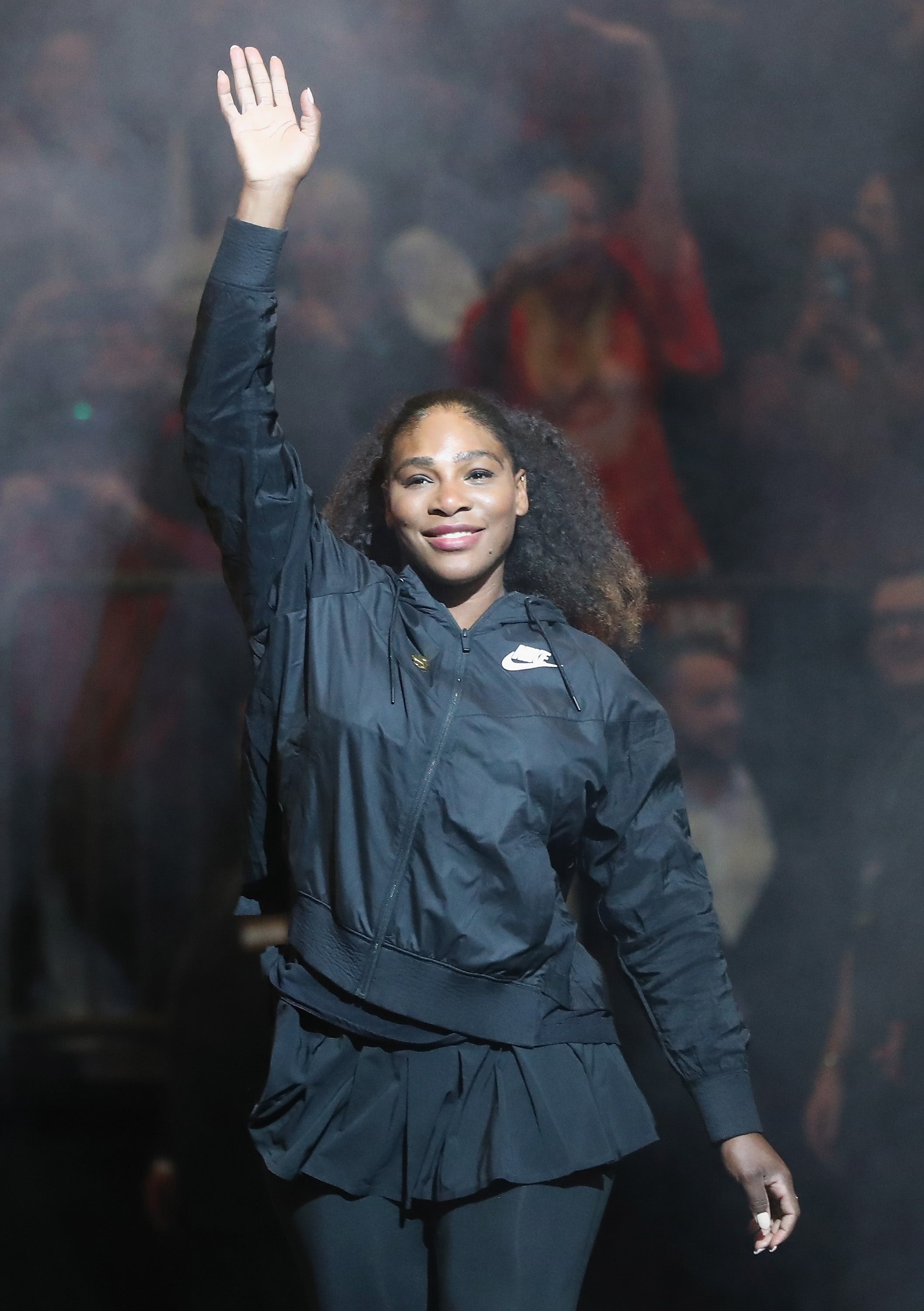 Serena Williams Opens Up About Struggling With Postpartum Depression