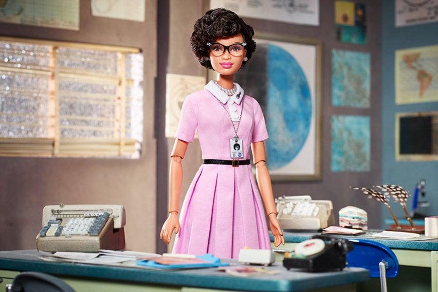 Mattel Unveils New 'Hidden Figures' Barbie Doll - Essence