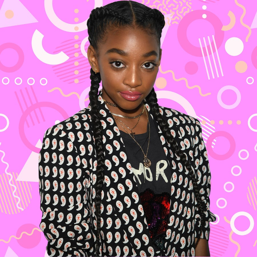 EXCLUSIVE: Introducing Eris Baker, The 'This Is Us' Star Ready To Shine