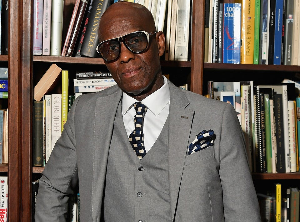 Jerrod Carmichael Is Producing a Film About Legendary Harlem Fashion Designer Dapper Dan
