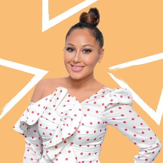 Exclusive: 'Showtime At The Apollo' Host Adrienne Bailon Keeps It Candid About Time's Up, Co-Host Drama And How Puerto Rico Has Been Ignored