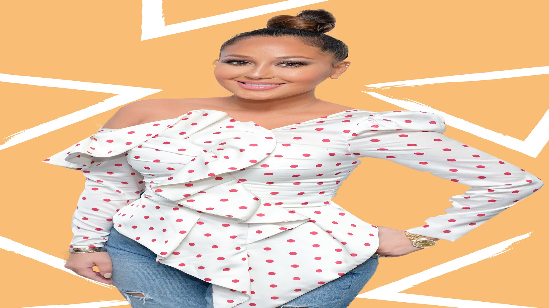 Adrienne Bailon Gets Real About Her Struggle To Get Pregnant