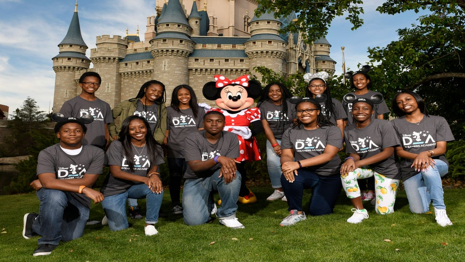 Support The Future Game-Changer In Your Life! Last Call For 2019 Disney Dreamers Academy High School Applicants