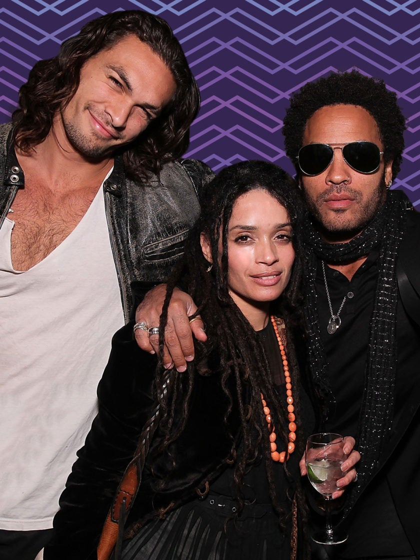 Lisa Bonet Opens Up About Husband Jason Momoa And Her Relationship With Ex Lenny Kravitz: 'It's Full-on Family Love'