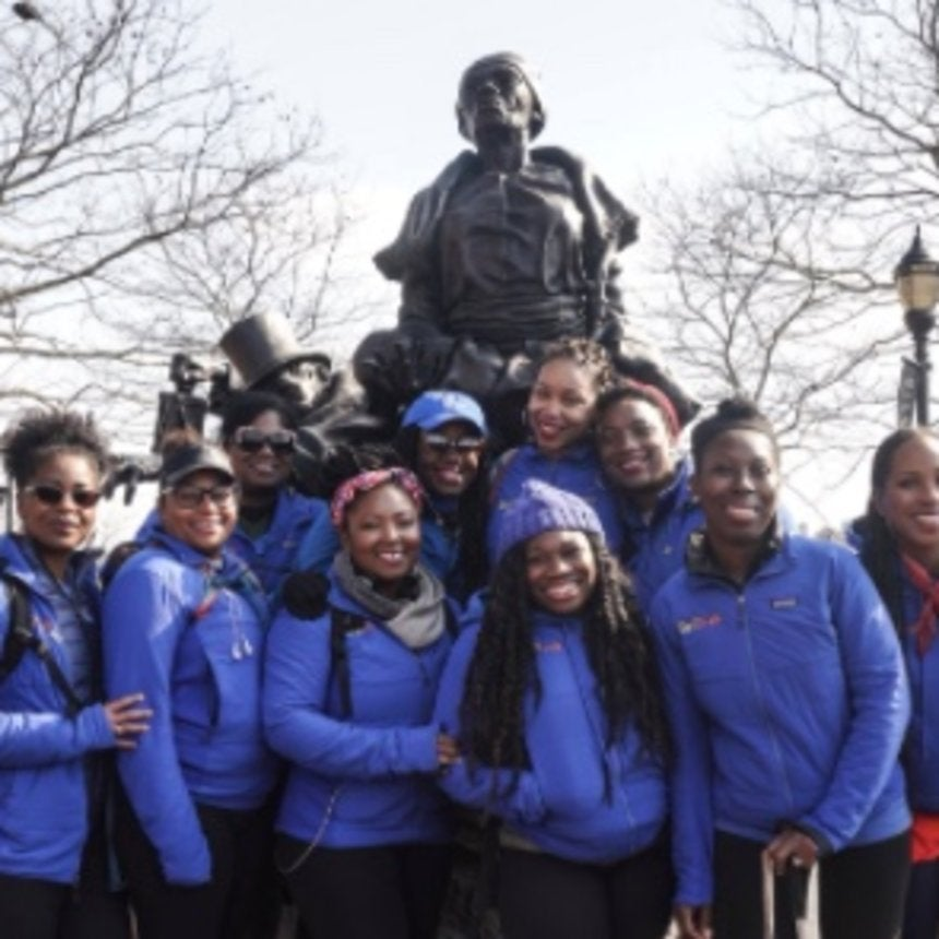 These Black Women Trekked The Underground Railroad In Honor Of Harriet Tubman