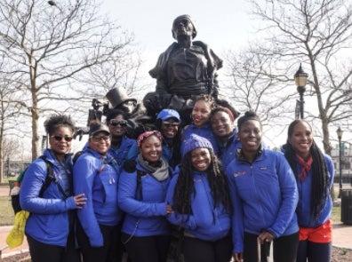 These Black Women Trekked The Underground Railroad In Honor Of Harriet Tubman