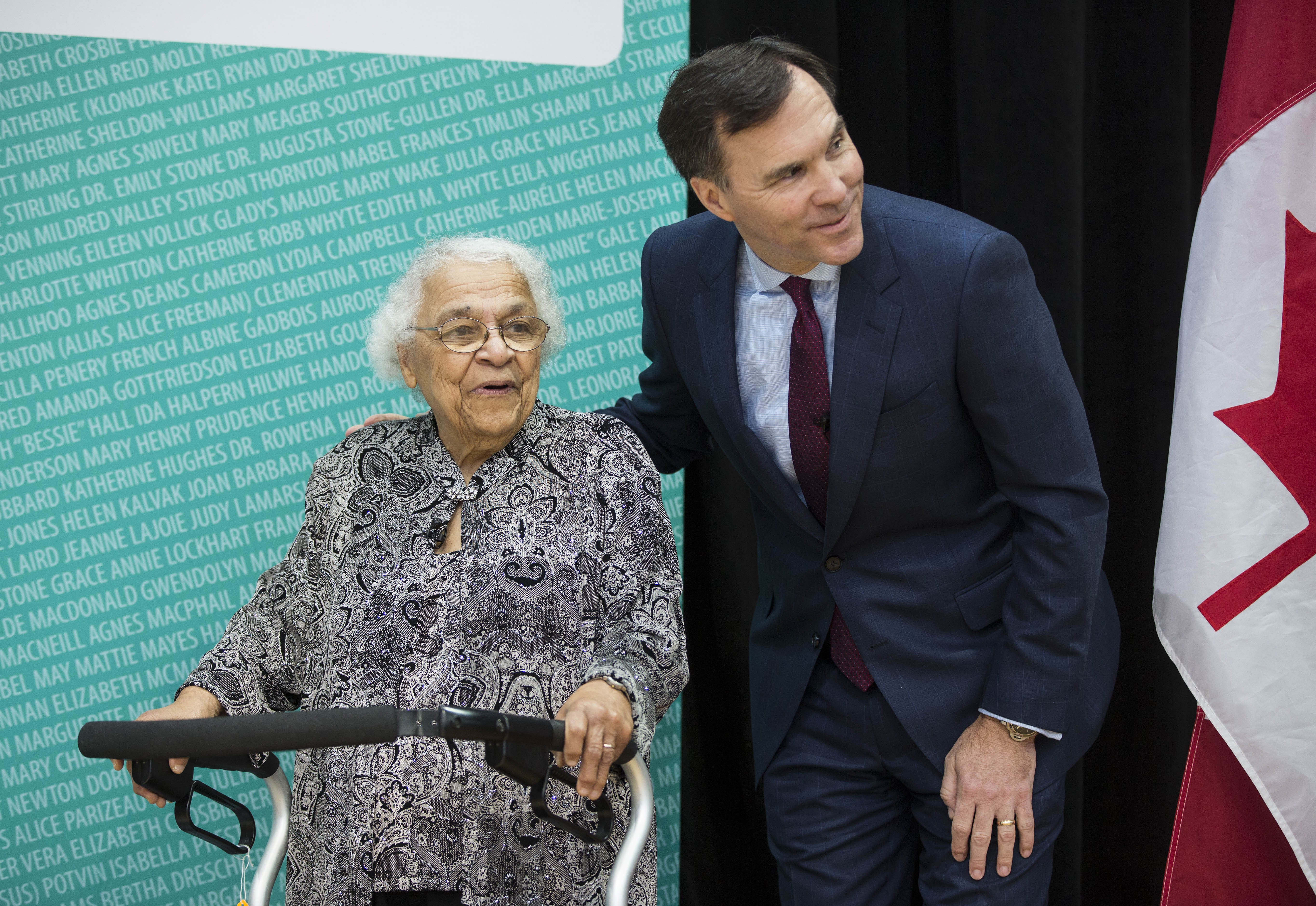 The New Canadian $10 Bill Featuring An Iconic Black Woman Activist Is Now In Circulation