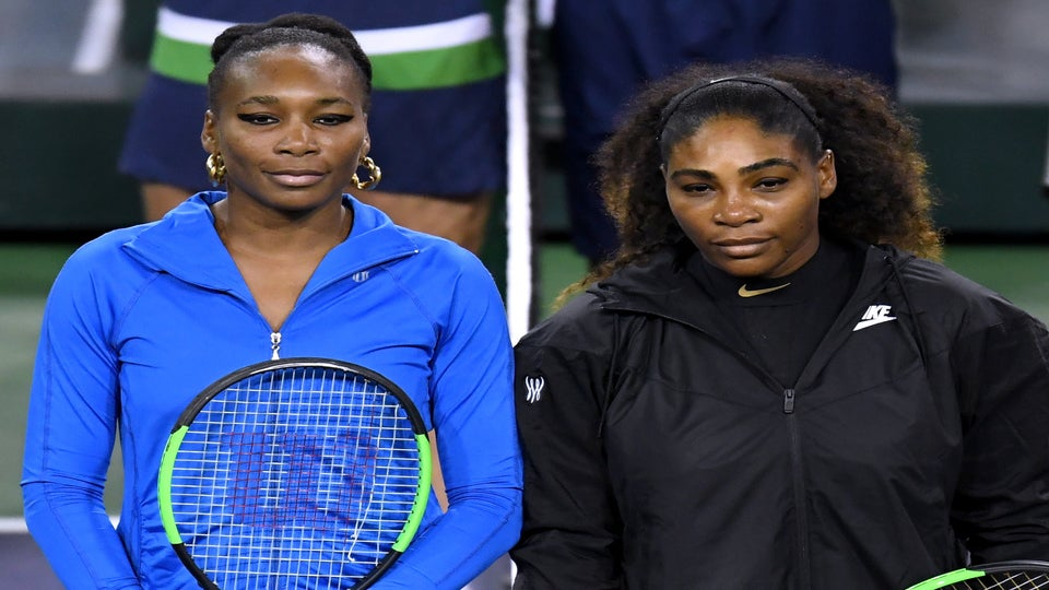 After Losing To Venus Williams At Indian Wells, Serena Williams Says She Still Has 'A Long Way To Go'
