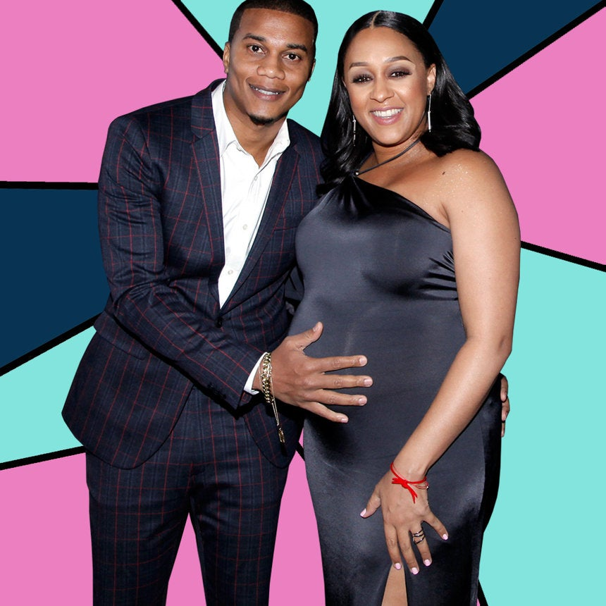 5 Times Tia Mowry-Hardrict And Cory Hardrict's Baby Bump Joy Was The Cutest Thing Ever