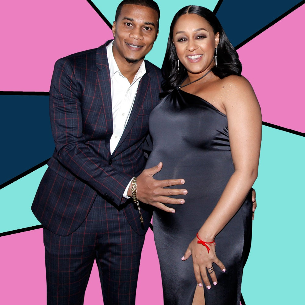 Tia Mowry-Hardrict Was 'In Denial' About Being Pregnant After Struggling With Endometriosis