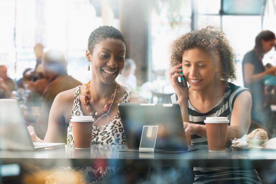 #CoffeeWhileBlack Roundtable Brings Together Black-Owned Coffee Shops In Philadelphia