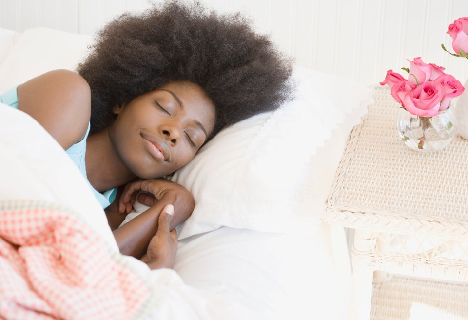 It's National Sleep Awareness Week: 4 Products You Need For A Better Night's Sleep