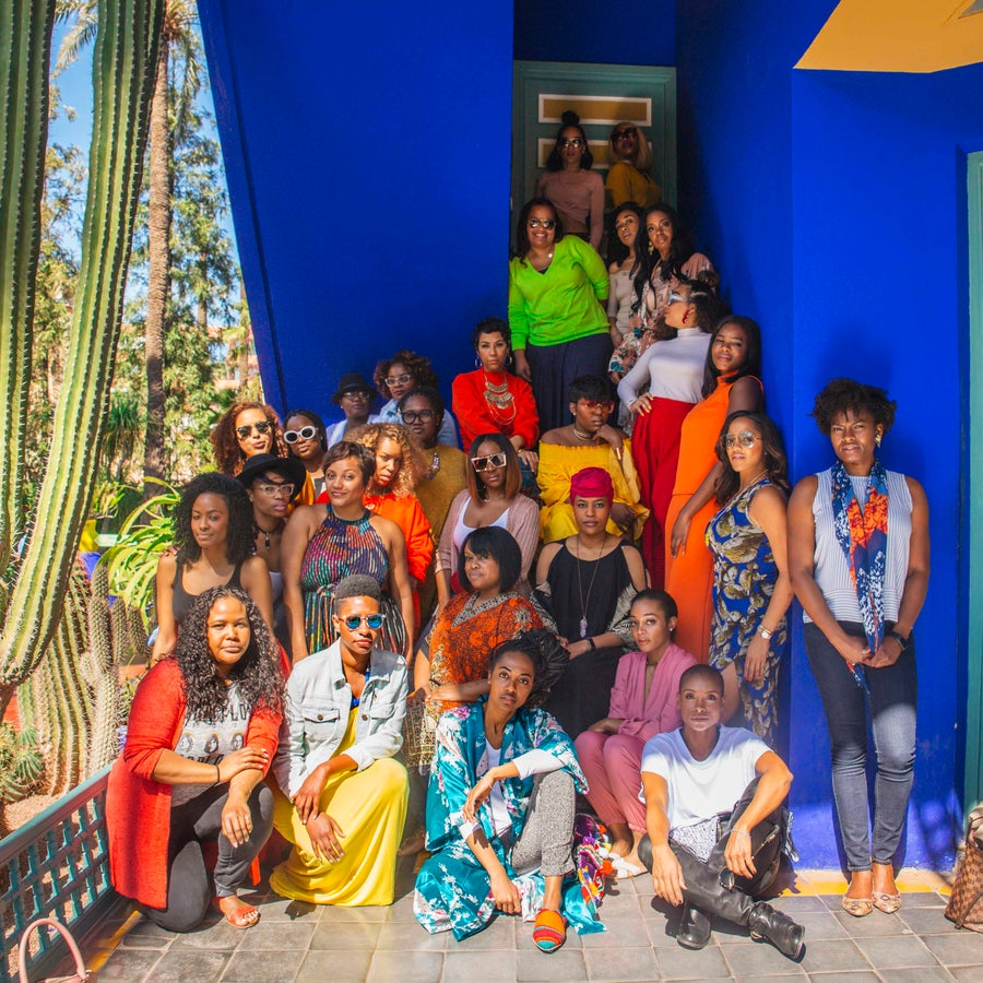 Excellence and Empowerment: When 90 Black Women From Around The World Gather in Morocco