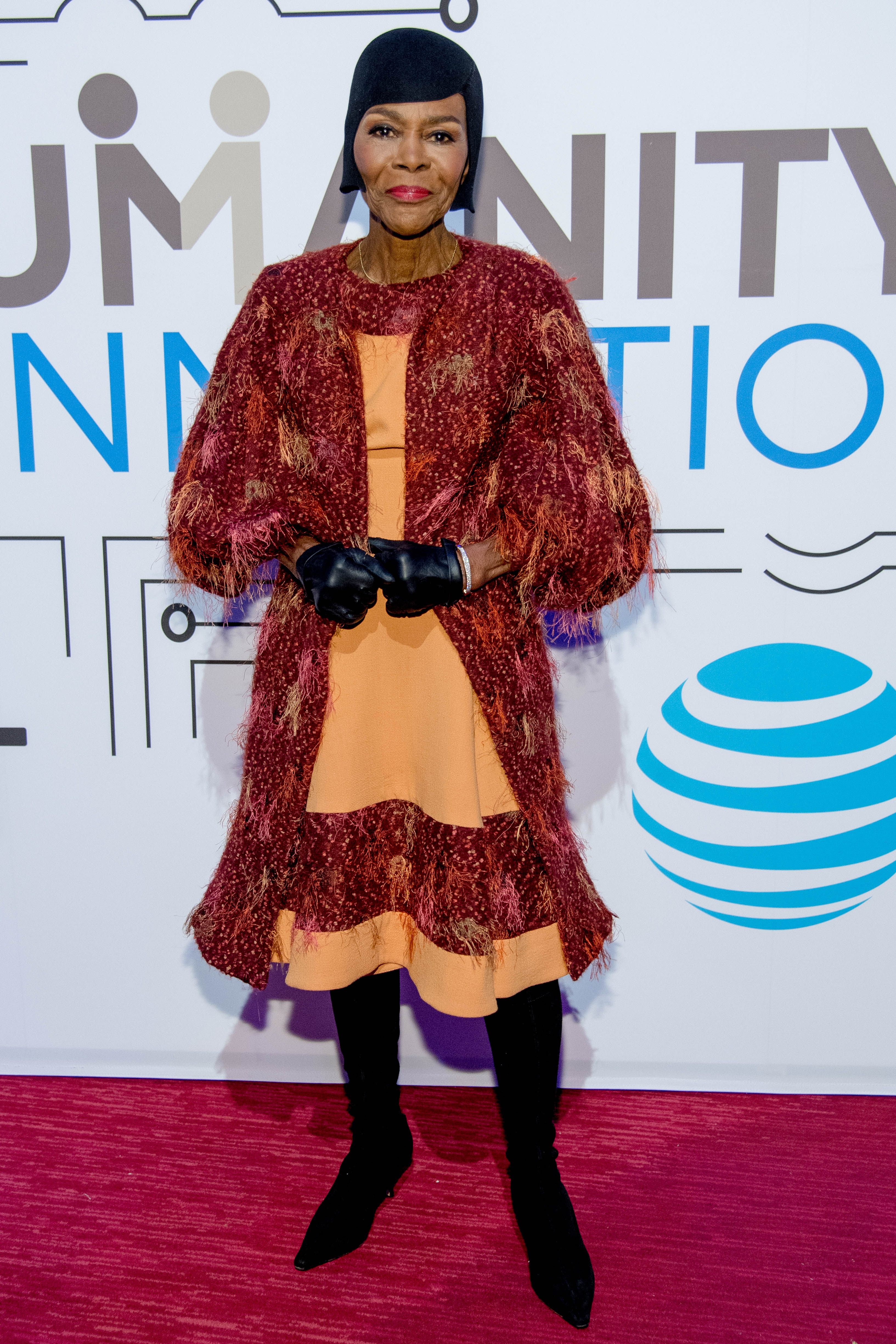Cicely Tyson, ESSENCE President Michelle EbanksAndMore Honored At Humanity Of Connection MLK Event