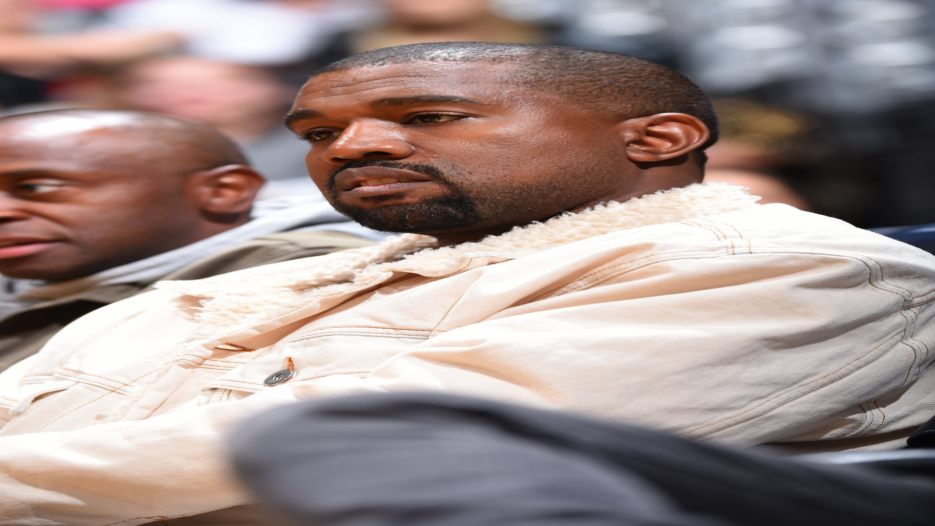 Kanye West's Yeezy Fashion Line Is Being Sued