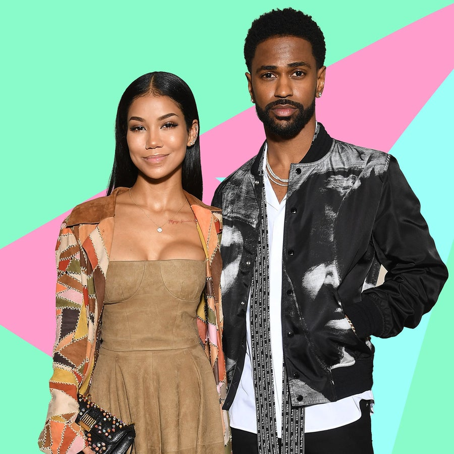 Jhené Aiko Says There's No Bad Blood With Ex-Boyfriend Big Sean