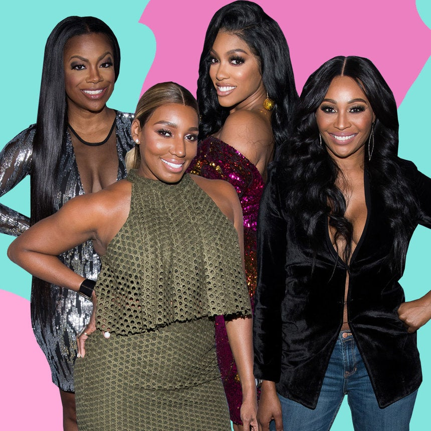 NeNe, Porsha, Kandi And The Other Ladies Of RHOA Give Us Gorgeous Makeup Inspiration