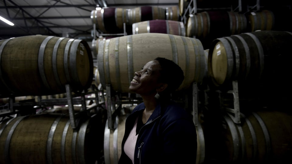 South Africa's First Black Woman Winemaker Has Launched Her Own Brand