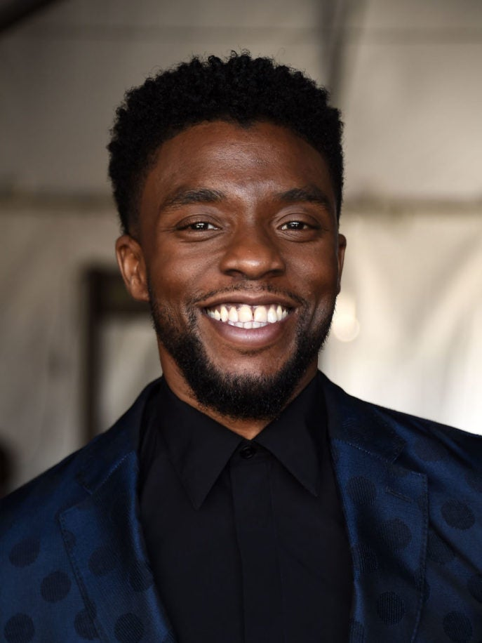 Marvel Initially Wanted Chadwick Boseman To Have A British Accent In 'Black Panther,' But He Wasn't Having It