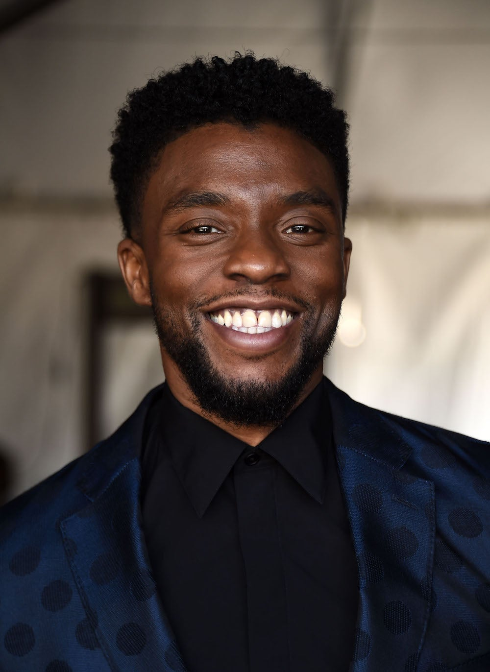 The 42-year old son of father (?) and mother(?) Chadwick Boseman in 2020 photo. Chadwick Boseman earned a million dollar salary - leaving the net worth at million in 2020