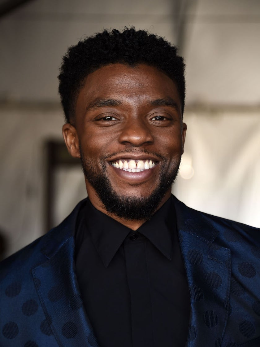 'Black Panther' Star Chadwick Boseman To Play First African Samurai In New Film