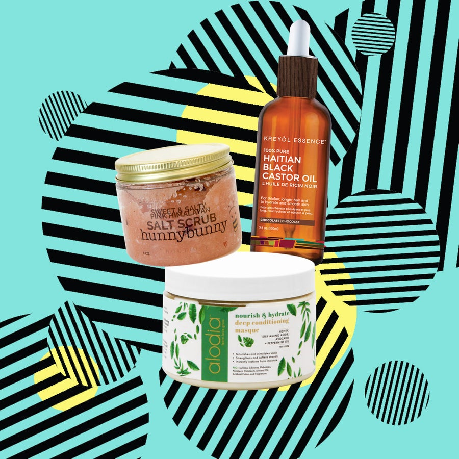 Meet The Black-Owned Online Natural Beauty Store Of Your Dreams, BLK+GRN