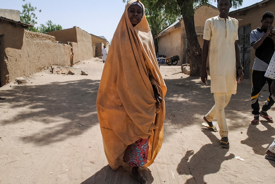 The Quick Read: Dozens Of Nigerian Girls Kidnapped By Boko Haram Have Returned Home