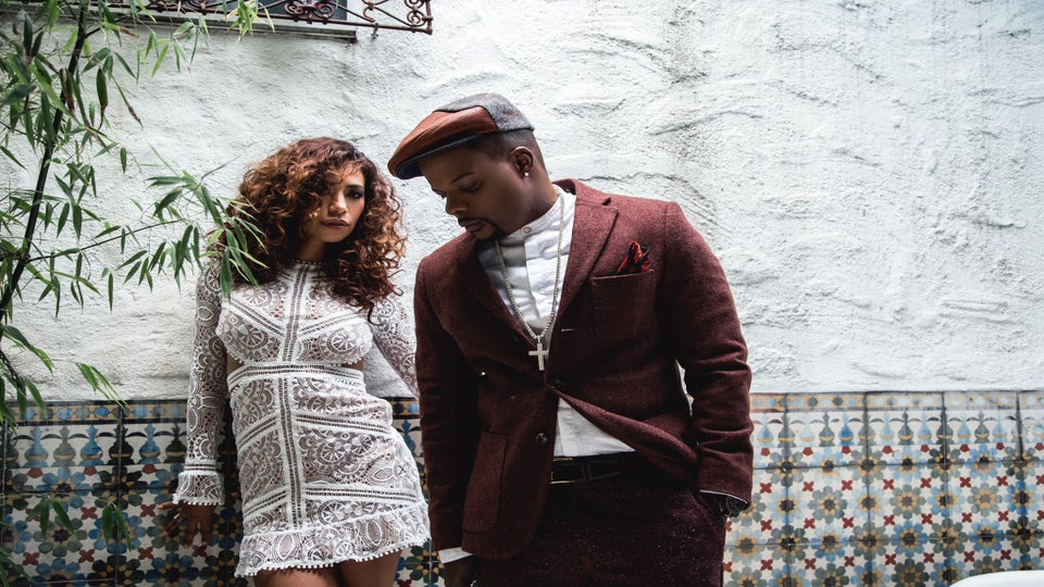 Ricky Bell and Wife Amy Correa Bell Open Up About Their First Duet, Fighting For Their Marriage and Their Unbreakable Bond