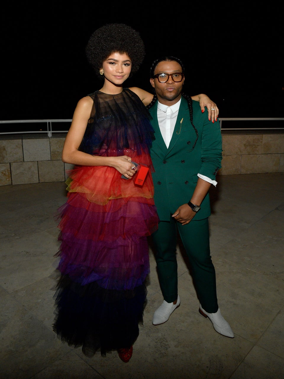Zendaya's Stylist Reveals How Major Fashion Labels Once Refused To Dress Her