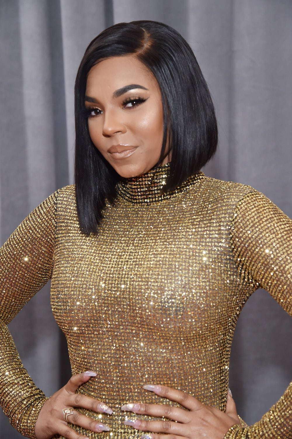 Ashanti Says A Producer Demanded $45K To Work On Her Album After She Refused To Shower With Him