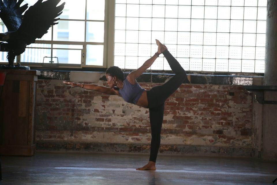 Bikram Yoga Works Is Helping Black Women Find The Power In Community