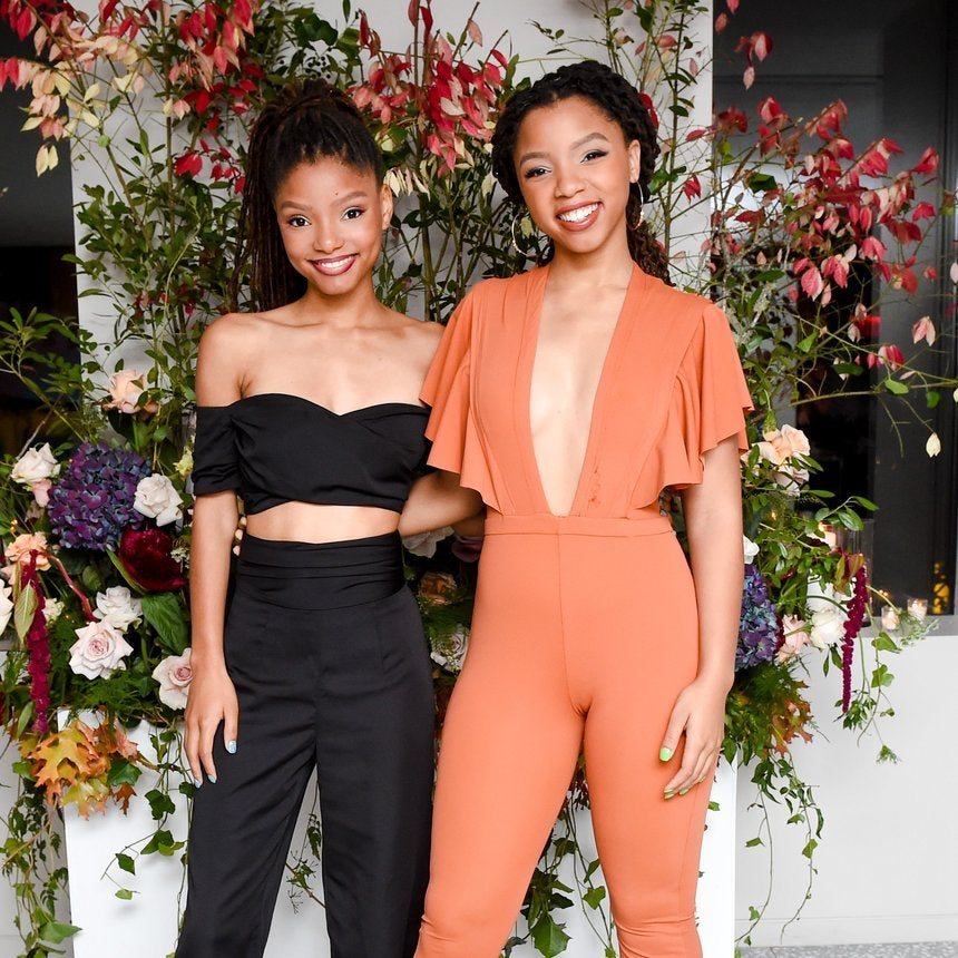 Sister, Sister!: Chloe & Halle's Boldest Side-by-Side Beauty Moments