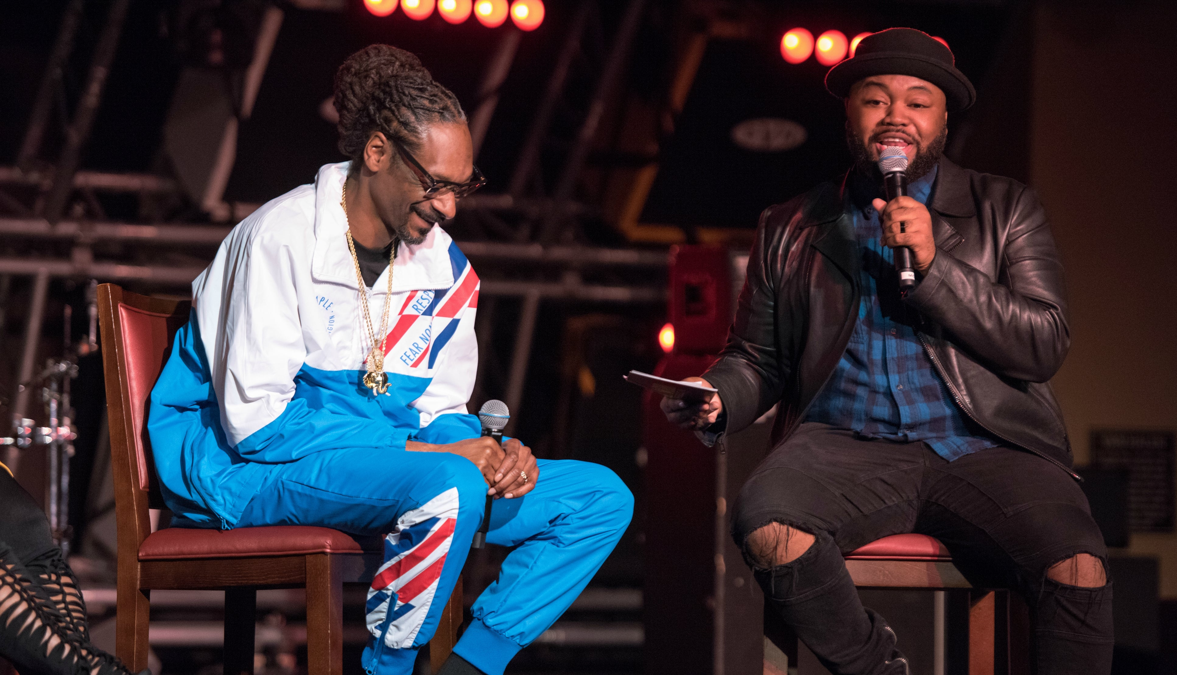 Snoop Dogg Talks New Gospel Album, 'Bible Of Love' - Essence