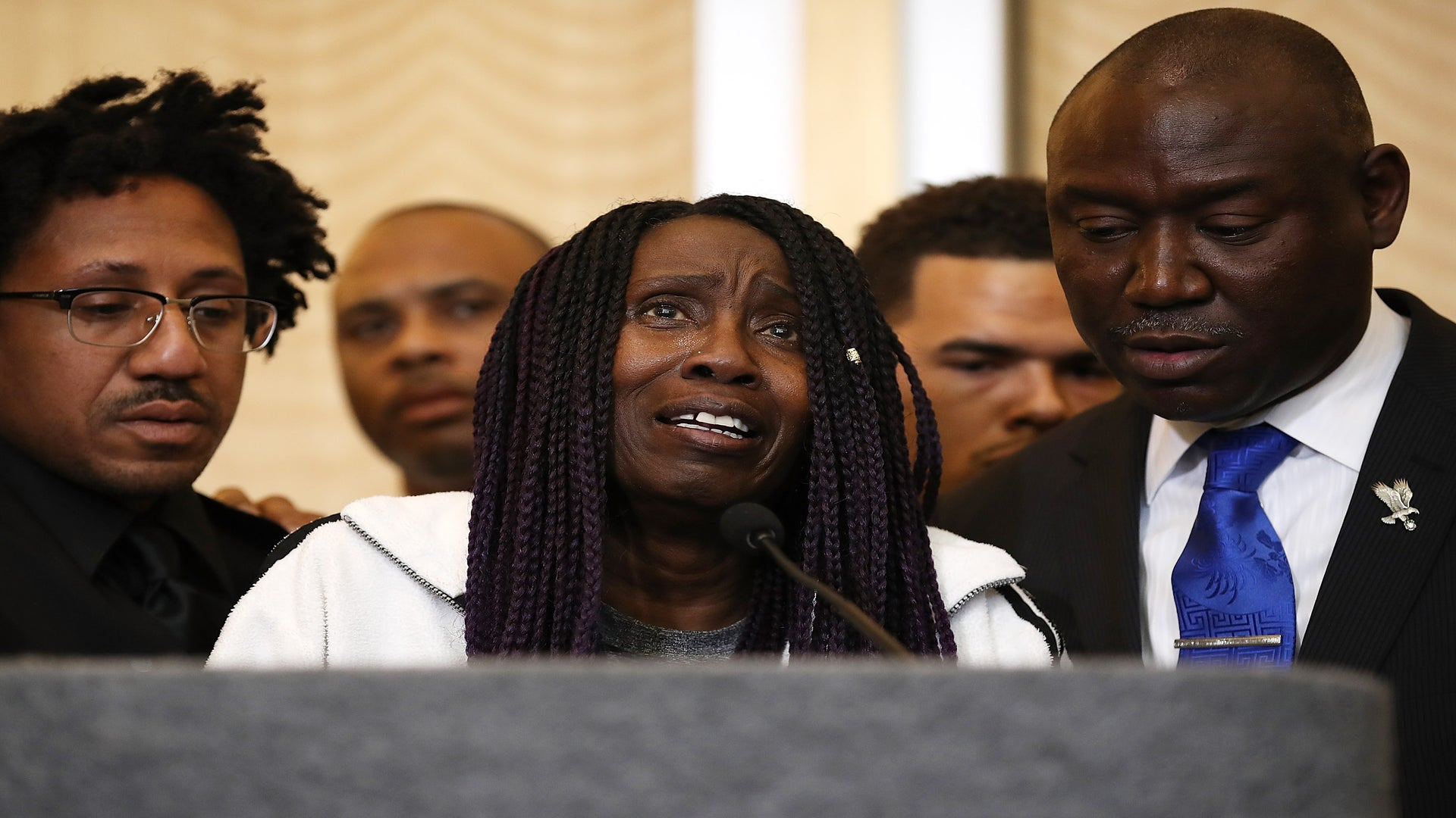 Stephon Clark's Grandmother Is Still Wondering Why Police Shot Him