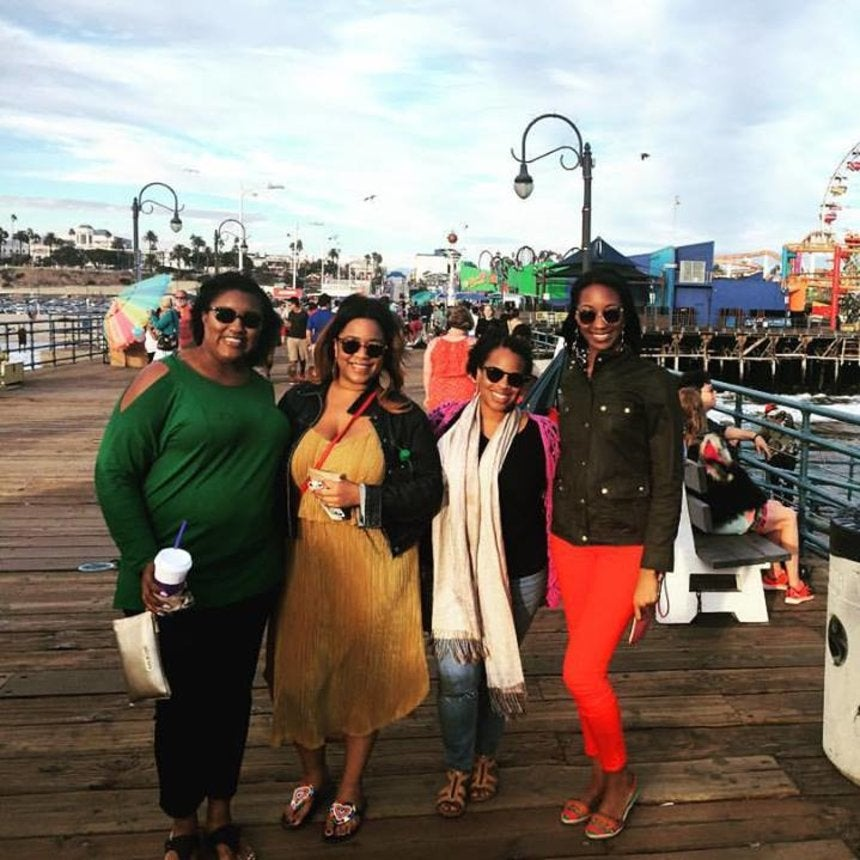 How An Annual Girls Road Trip Became A Form Of Self-Care For These Close Friends