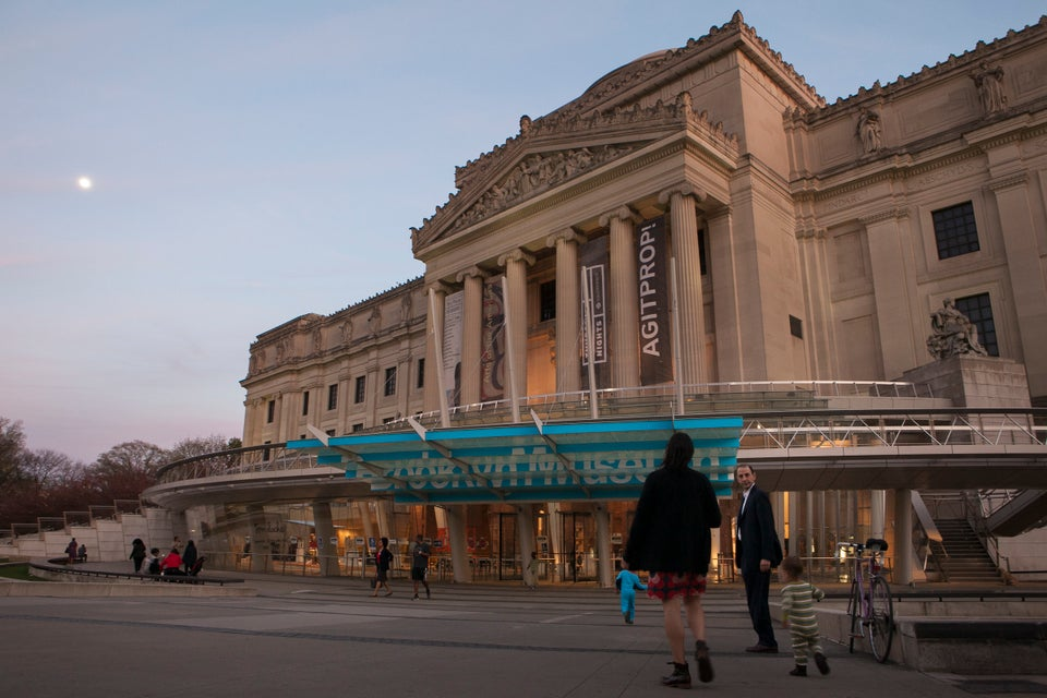 Outrage After Brooklyn Museum Hires White Woman As African Art Curator