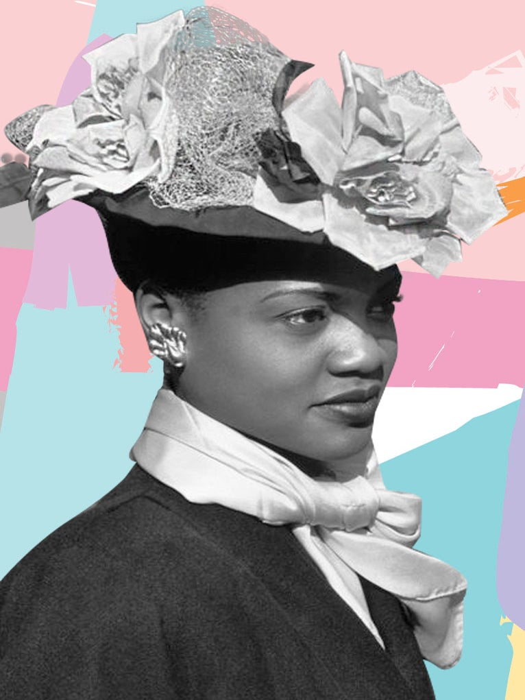 Vintage Photos of Black Women in Easter Hats