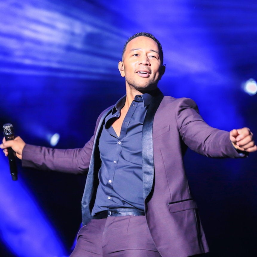 John Legend Is On A Mission To Stop Brett Kavanaugh's Confirmation