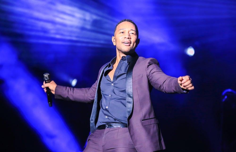 John Legend Is Putting A Legendary Twist On Christmas