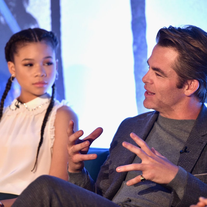 Here's How 'A Wrinkle In Time' Helped One Woman Deal With Her Father's Absence
