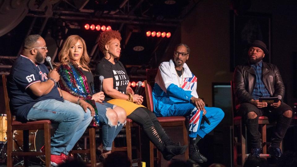 Snoop Dogg Talks New Gospel Album 'Bible Of Love' Featuring Marvin Sapp, Mary Mary, Fred Hammond, John P. Kee, The Clark Sisters & More