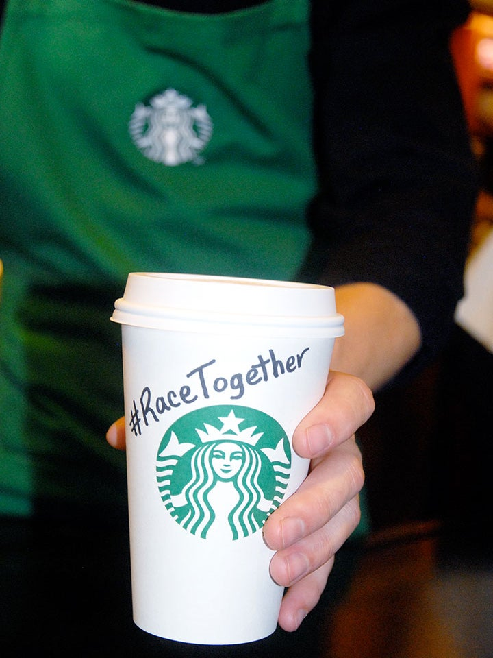 Black Men Arrested For No Reason At Philadelphia Starbucks Agree To Meet With CEO For 'Face-To-Face Apology'