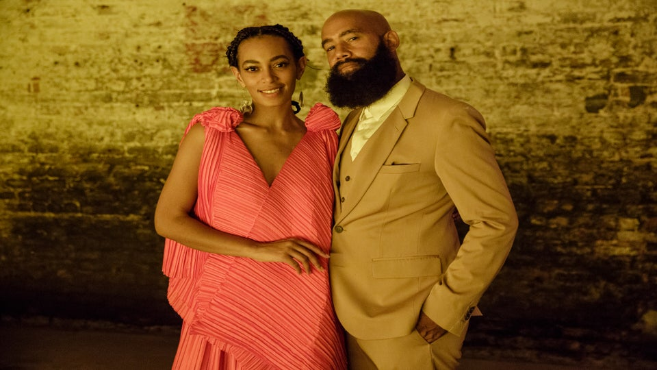 You'll Never Guess Who Introduced Solange To Her Husband Alan Ferguson