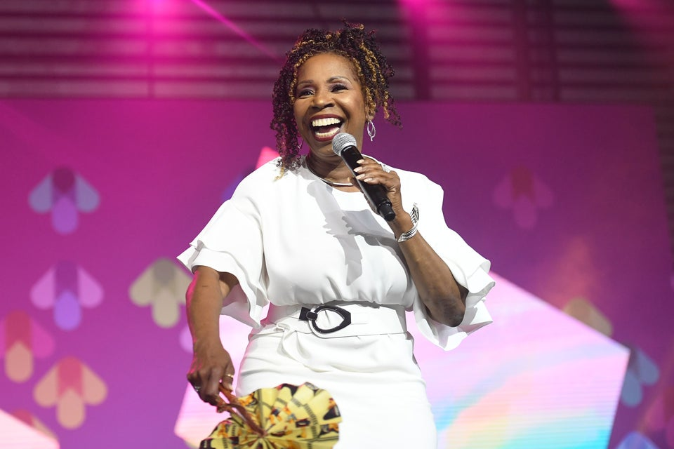 Iyanla Vanzant Believes Comparison Is Not Only The Thief Of Joy, But 'An Act Of Violence'
