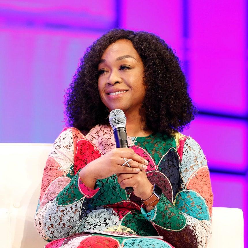 Shonda Rhimes Shares How Oprah Winfrey Inspired Her Career
