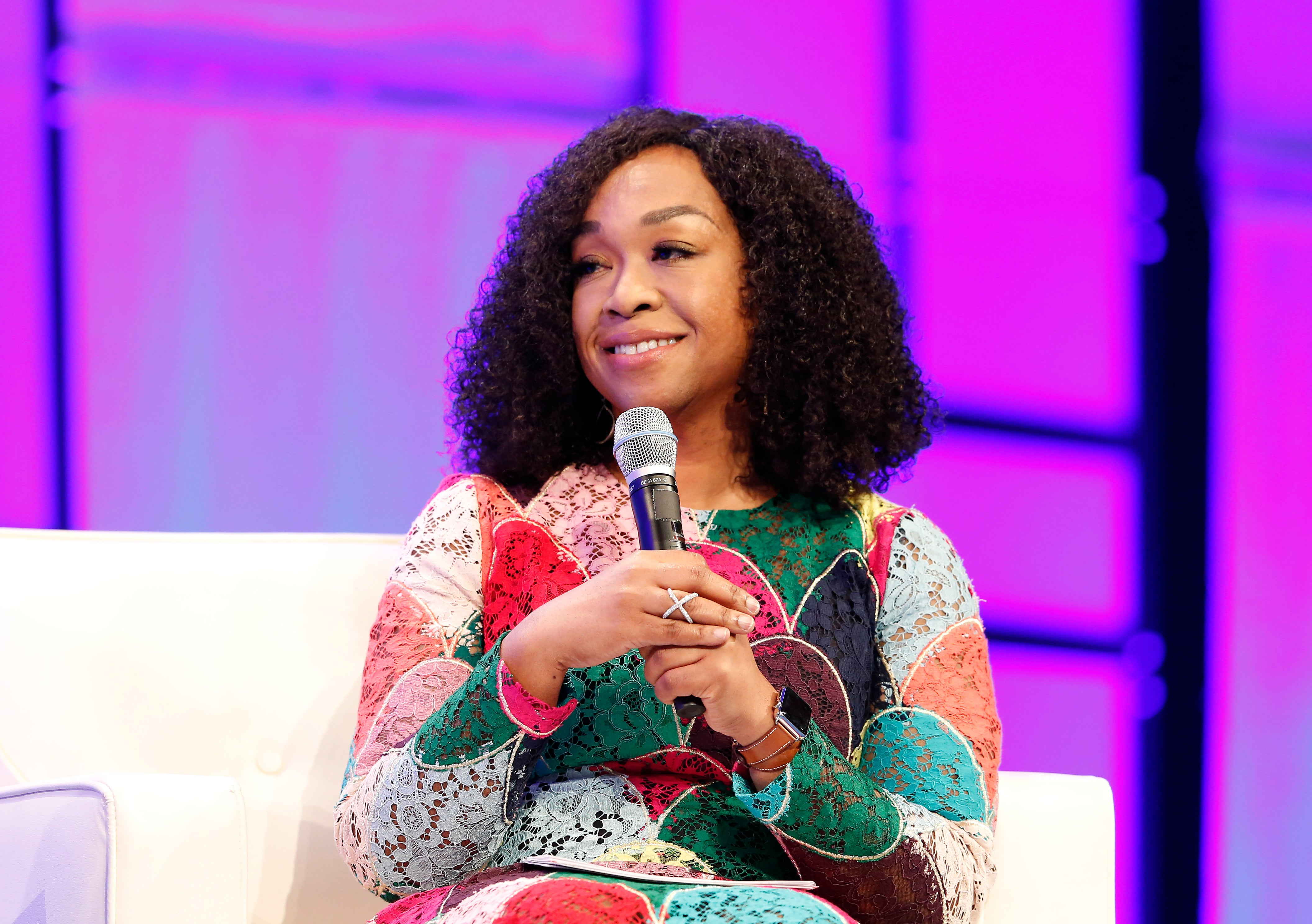 Shonda Rhimes Remembers How Oprah Winfrey Inspired Her Career