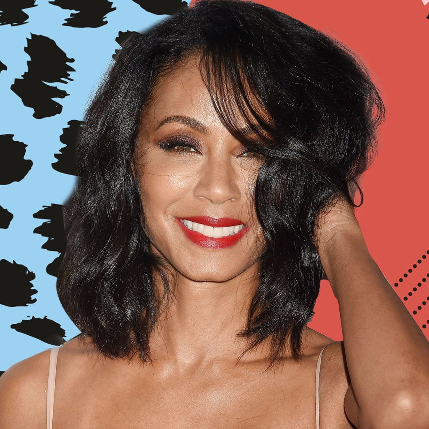 Jada Pinkett Smith Says Grant Hill Was The First Boyfriend She Brought Home For The Holidays