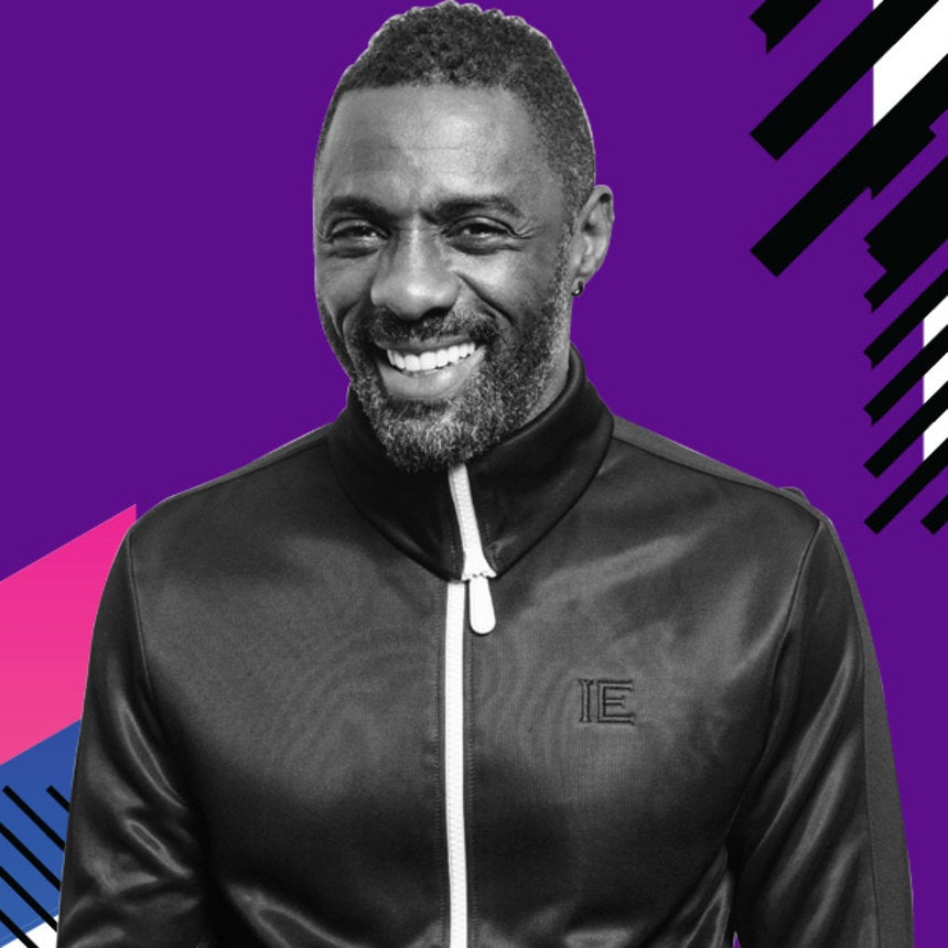 ICYMI: Idris Elba Is Ushering In The Summer Season With New Dance Single, 'A-Run, A-Row'