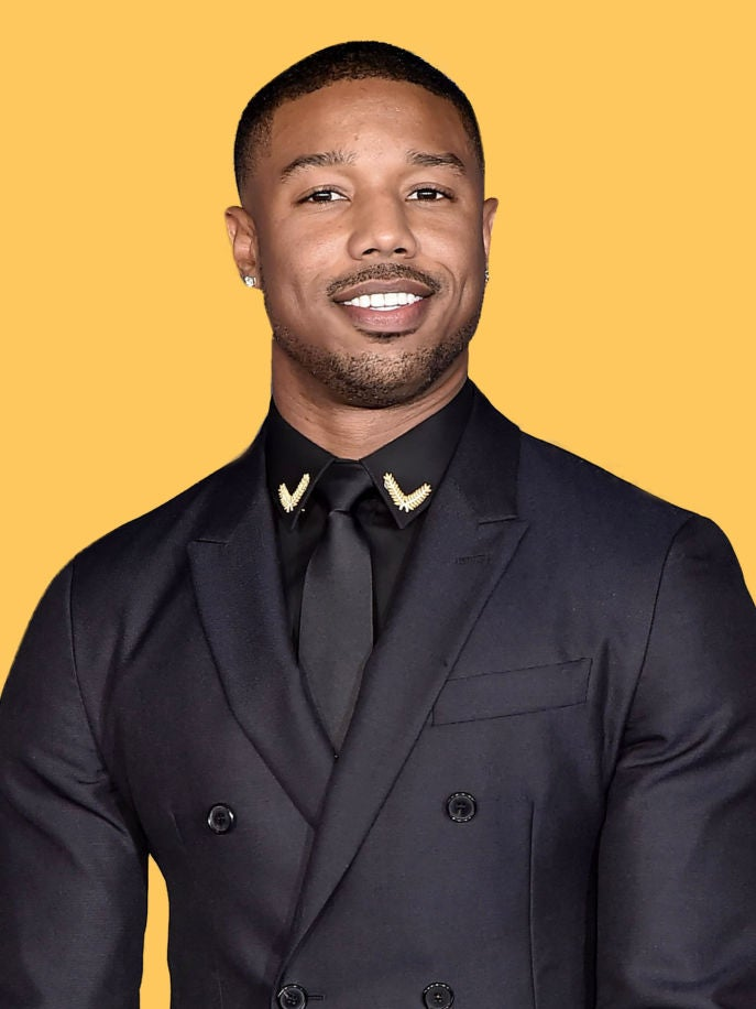 Teen Takes Life-Sized Cutout Of Michael B. Jordan To High School Prom And We Love It