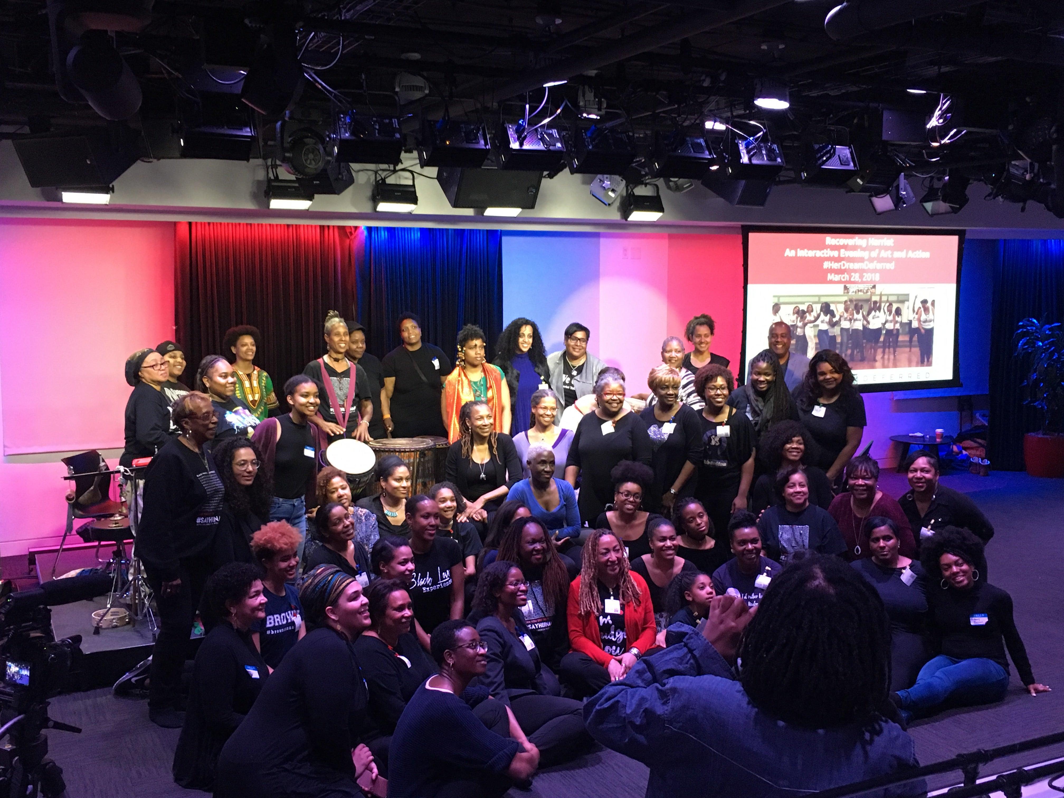 Her Dream Deferred: Black Women Convene In D.C. To Explore Our Status In America